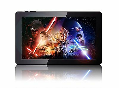 """10.6"""" Fusion5 108 Octa Core 2GB RAM 16GB Storage Android Tablet PC Computer UK"""