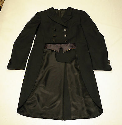 RJ Classics shadbelly hunt coat show jacket LADIES 8 WORN ONCE