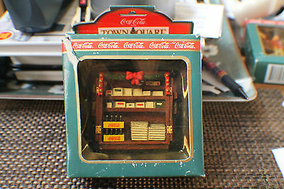 1993 Coca Cola Town And Country Collection   Newsstand