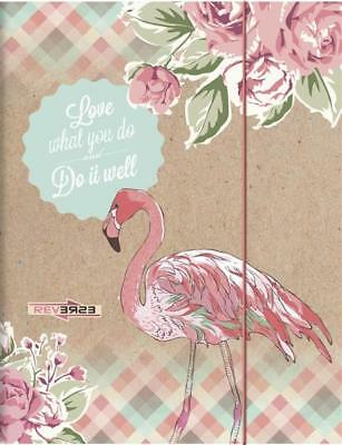 SAMMELMAPPE A4 Serie FLAMINGO TOP!!!