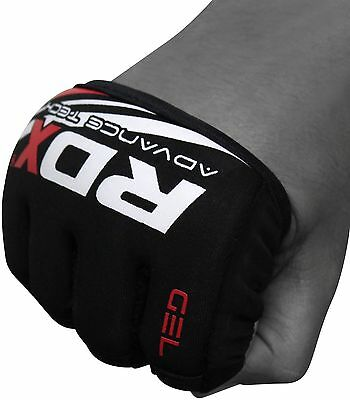 RDX Grip Weight Lifting Pads Straps Gloves Hand Fitness Wraps Palm Training Gym