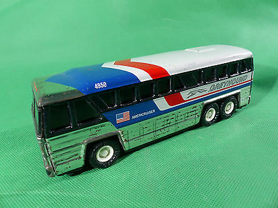 Made in  Japan - Buddy L Greyhound US Bus - 19cm - Tinplate / Blech