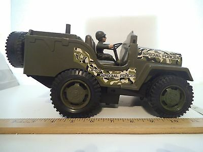 Special Foces Jp-878 Toy Jeep