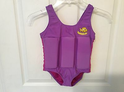 Swimming Toddler Float Suit / Girls Size Small
