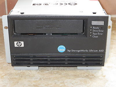 HP Ultrium 460 LTO-2 Ultrium-2 internal SCSI tape drive (fully working)