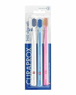 Curaprox Sensitive Ultra Soft Toothbrush CS5460 - Triple Pack
