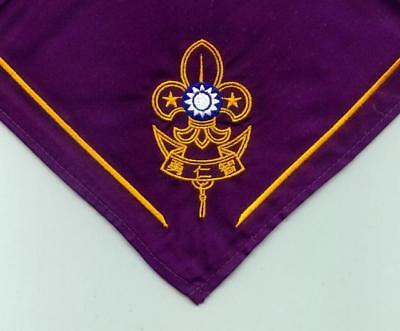 Scouts Of China (Taiwan) - Scout Overseas Contingent Neckerchief (N/c) / Scarf