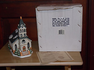 Lefton Colonial Village~1989~FIRST CHURCH~07333~Deed~Original Box