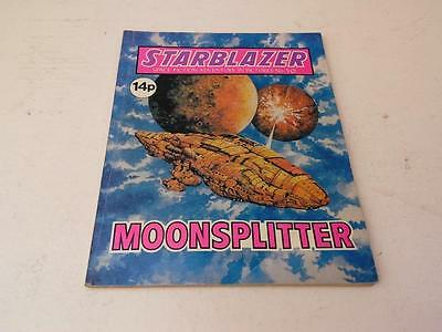 Starblazer Comic No.50 Moonsplitter