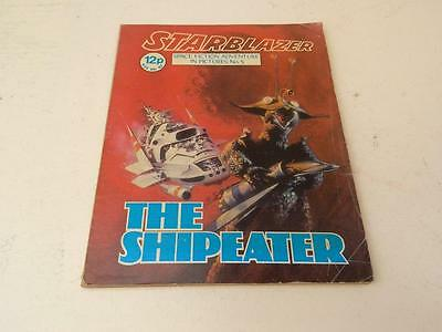 Starblazer Comic No.5 The Shipeater