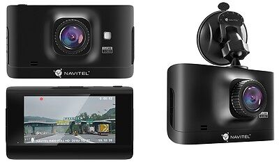 Navitel R400 Digital Video Recorder Full HD - Car DVR Camera Dashcam G-Sensor
