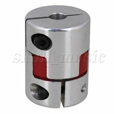 Anti-oil 8mm x 8mm Plum Coupling D30L40 CNC Stepper Motor Shaft Coupler