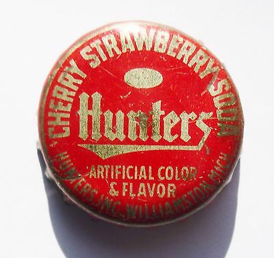 Hunters Cork Bottle Cap Williamston, MI