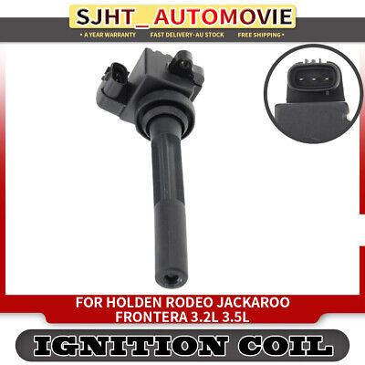 Ignition Coils for Holden Rodeo TF RA 98-06 Frontera UT Jackaroo 98-04 3.2L 3.5L