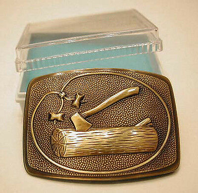 SCOUTS OF CHINA (TAIWAN) - Scout Leader GILWELL WOODBADGE Holder Metal Buckle