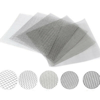Stainless Steel 10/100/300/500 Mesh Micron True Fine Screen Filtration Filter