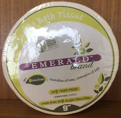 Emerald bath tissue