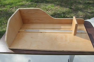 Measurephase Book Measuring Device - Book Binding - Used but in Excellent Shape!