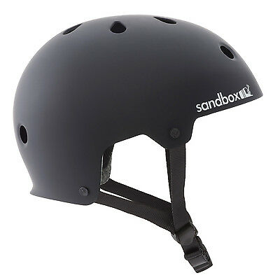 Sandbox Legend Low Rider (Black Matte) Wakeboard Helmet