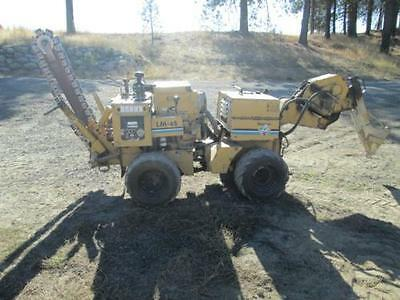 1990 Vermeer LM42 Drilling & Mining