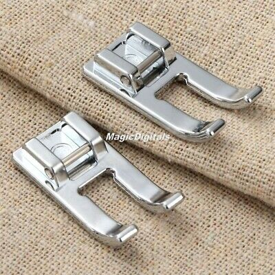 Household Sewing Machine Part Presser Foot Feet Embroidery Open Toe Foot Metal