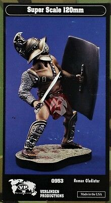 VERLINDEN 953 - ROMAN GLADIATOR (NO SCATOLA) - 120mm RESIN KIT