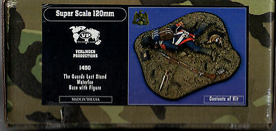 VERLINDEN 1450 - THE GUARDS LAST STAND WATERLOO - 120mm RESIN KIT