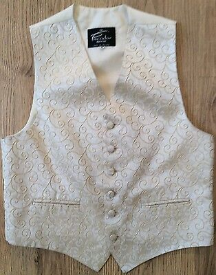 Gold Waistcoat By Piscador