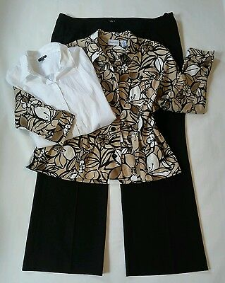 Lot of womens plus size clothes/ outfit size 20-(2X)- Lot K1