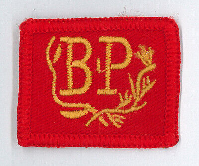 PANAMA SCOUTS - Rover Scout Baden Powell (BP) Top Rank Highest Award Patch