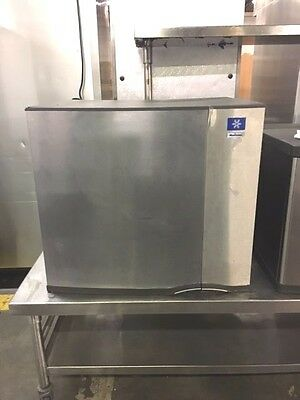 Manitowoc Sy1005W; 1000 Lbs.; Water Cooled Ice Head    #11135