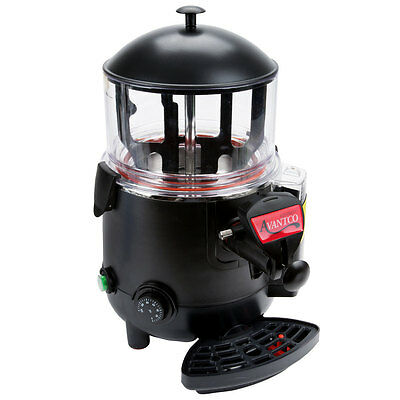 Chocolate Machine 1.3 Gallon (5 Liter) Hot Beverage / Hot Chocolate Dispenser