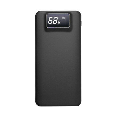 10000mAh USB Portable Power Bank LED LCD For Phone and Tablet