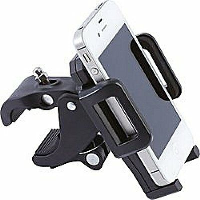 Motorcycle Cell Phone Mount Universal Adjustable fits iPhones Android Phones GPS