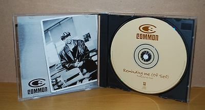 Common ‎– Reminding Me (Of Sef) (CD Single) 6 Mixes - 1997 - 088561162726