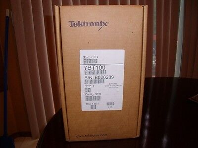 Tektronix YBT100 Backhaul Tester for T1 and T3 Y400 Y350C