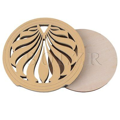 BQLZR 105mm Diameter Guitar Sound Hole Cover for 41inch Acoustic Guitar Type F