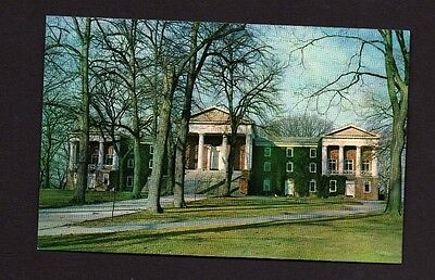 Postcard University of Delaware The Old College *457