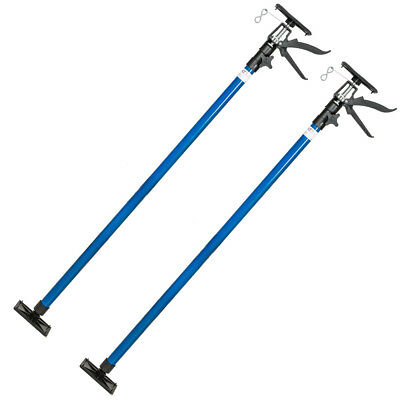 Etai télescopique support barre tiges traverse de plafond set 115-290cm 30kg b