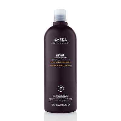 NEW AVEDA Invati™ Exfoliating Shampoo 1000ml 1L