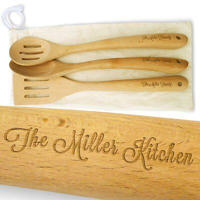 Awesome Wooden Fork Spoon Wall Decor Large Embellishment - Wall Art ...