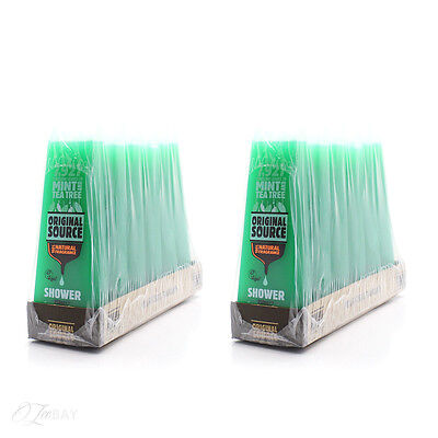 Original Source Tea Tree And Mint Shower Gel 250ml 12 Pack