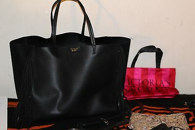 victorias secret mixed bag lot, tote, backpack , bags, look!