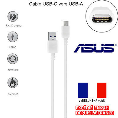 Cable Sync Chargeur Usb-C (Type C) 3.1 Vers Usb Pour Asus