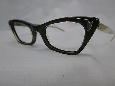 VINTAGE  B&L Eyeglasses Frames Cat Eye New Old Stock Warehouse Find Authentic
