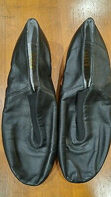Bloch womens shoes  size 8.5 black