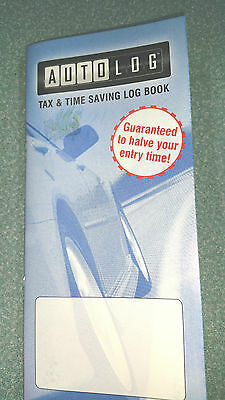 **new**car Auto Log - Tax & Time Saving Log Book**freepost***