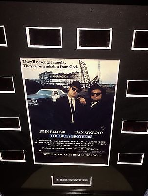 The Blues Brothers - Film Cell Memorabilia FilmCells Movie Cell Presentation