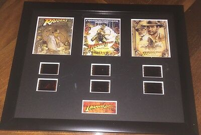 Indiana Jones - Film Cell Memorabilia FilmCells Movie Cell Presentation