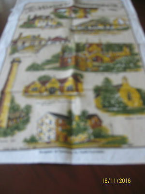 Tea Towel - Historic Tasmania